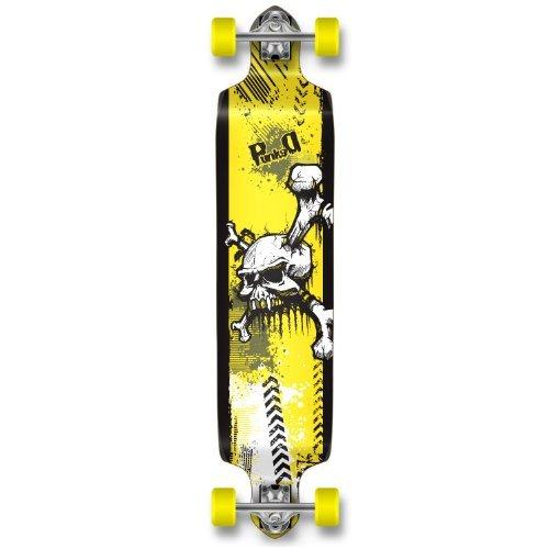 ロングスケートボード スケボー 海外モデル 直輸入 Dropdown-Yskull Yocaher Professional Speed Drop Down Complete Longboard Skateboard (Yskull)ロングスケートボード スケボー 海外モデル 直輸入 Dropdown-Yskull