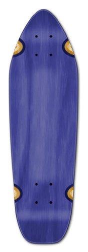 ロングスケートボード スケボー 海外モデル 直輸入 Blank & Graphic Longboard Deck MINI CRUISER - BANANA CRUISER 27