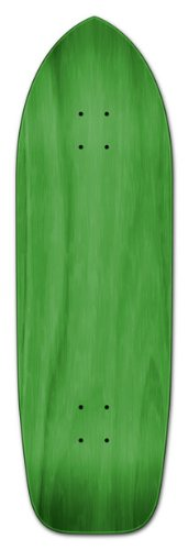 ロングスケートボード スケボー 海外モデル 直輸入 Blank Longboard Deck OLD SCHOOL board 33