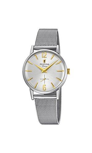 フェスティナ フェスティーナ スイス 腕時計 レディース 【送料無料】Festina F20258/2 F20258/2 Wristwatch for women Classic & Simpleフェスティナ フェスティーナ スイス 腕時計 レディース