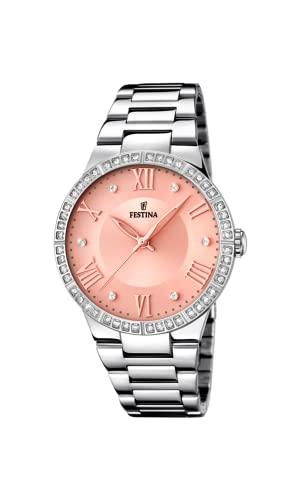 腕時計 フェスティナ フェスティーナ スイス レディース 【送料無料】Festina Women's Watch Mademoiselle Analogue Quartz Stainless Steel Bracelet F16719/3腕時計 フェスティナ フェスティーナ スイス レディース