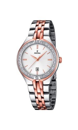 フェスティナ フェスティーナ スイス 腕時計 レディース 【送料無料】Festina stainless steel women watch F16868/2フェスティナ フェスティーナ スイス 腕時計 レディース