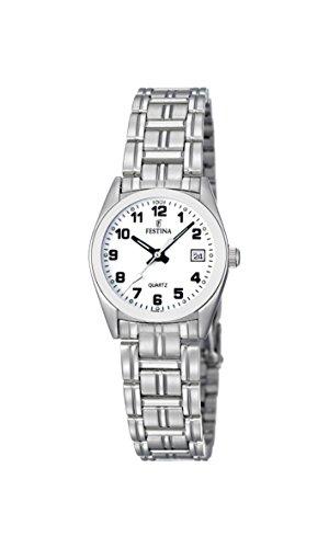 フェスティナ フェスティーナ スイス 腕時計 レディース 【送料無料】Festina Women's Quartz Watch F8826/4 with Metal Strapフェスティナ フェスティーナ スイス 腕時計 レディース