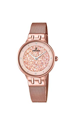 フェスティナ フェスティーナ スイス 腕時計 レディース 【送料無料】Festina Watch Women's F20387/2 Swarovskiフェスティナ フェスティーナ スイス 腕時計 レディース