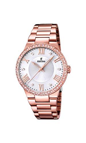 フェスティナ フェスティーナ スイス 腕時計 レディース 【送料無料】Festina Classic Ladies F16721/1 Wristwatch for women With crystalsフェスティナ フェスティーナ スイス 腕時計 レディース