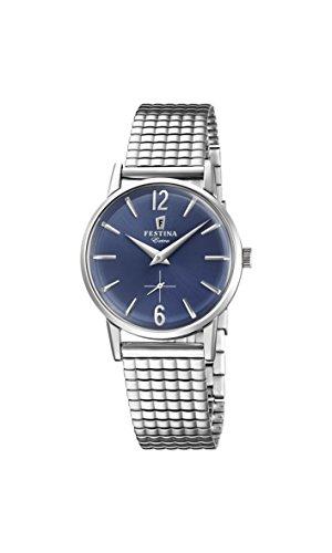 フェスティナ フェスティーナ スイス 腕時計 レディース 【送料無料】Festina Extra Womens Analog Quartz Watch with Stainless Steel Bracelet F20256/3フェスティナ フェスティーナ スイス 腕時計 レディース