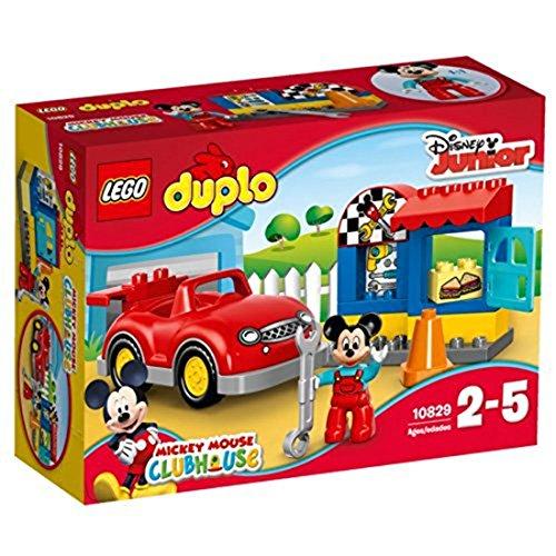 レゴ デュプロ 【送料無料】LEGO 10829 Duplo Disney Mickeyレゴ デュプロ