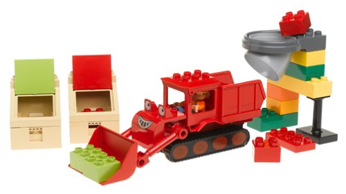 レゴ デュプロ LEGO DUPLO Bob the Builder - Muck's Recycling Setレゴ デュプロ