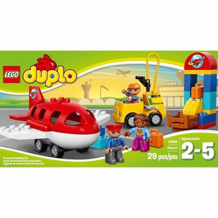 レゴ デュプロ LEGO DUPLO Town Airport, Get Ready For Take-Off At The LEGO DUPLO Town Airport.レゴ デュプロ