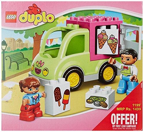 レゴ デュプロ LEGO Duplo 10586 Eiswagenレゴ デュプロ