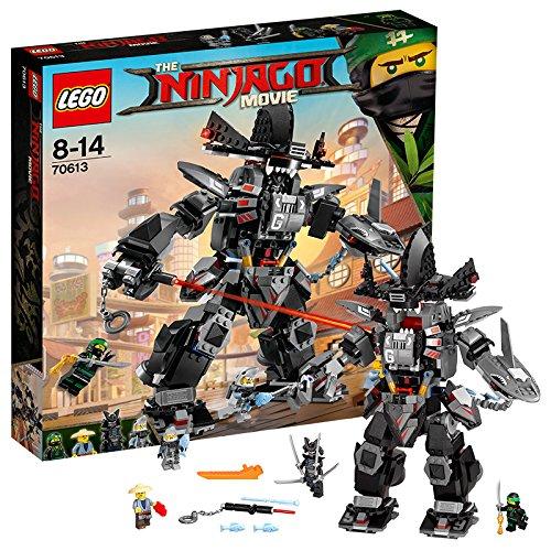 レゴ ニンジャゴー LEGO Ninjago Movie - Garma Mecha Man 70613, 747 Pices Building Toy Construction Setレゴ ニンジャゴー