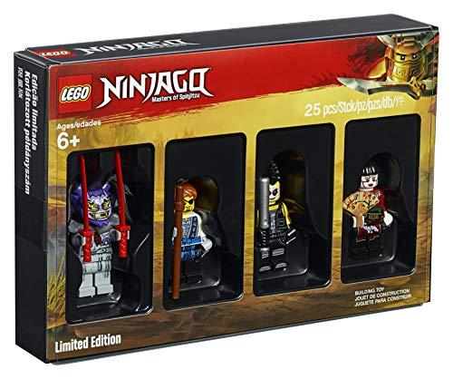 レゴ ニンジャゴー 【送料無料】LEGO 2018 Bricktober Ninjago Minifigure Set 3/4レゴ ニンジャゴー