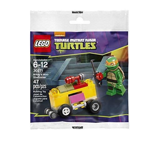レゴ ニンジャゴー LEGO Teenage Mutant Ninja Turtles: Mikey's Mini Shellraiser Tmnt Set 30271 (Bagged)レゴ ニンジャゴー
