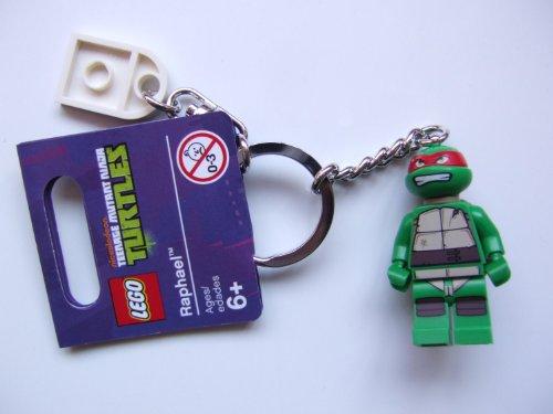 レゴ ニンジャゴー LEGO Teenage Mutant Ninja Turtles Raphael Keychainレゴ ニンジャゴー