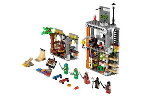レゴ ニンジャゴー LEGO Teenage Mutant Ninja Turtles Turtle Lair Attack w/ Minifigures | 79103レゴ ニンジャゴー