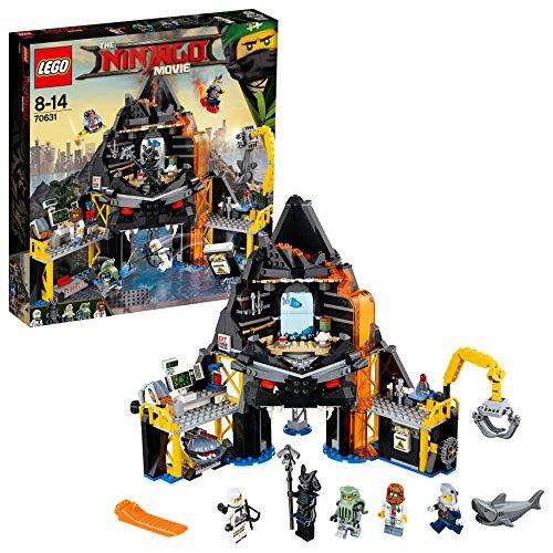 レゴ ニンジャゴー Lego Ninjago 70631 Garmadon's Volcano Lairレゴ ニンジャゴー
