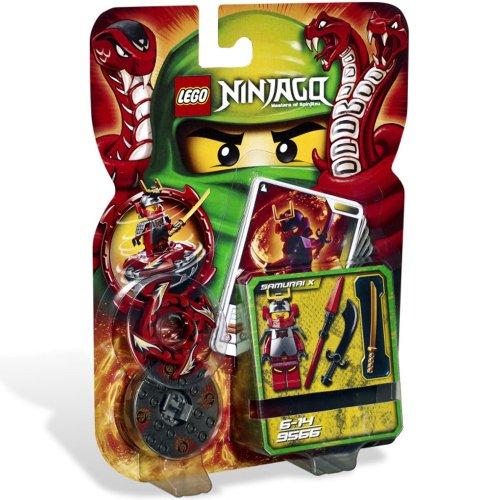 レゴ ニンジャゴー LEGO Ninjago Samurai X 9566レゴ ニンジャゴー