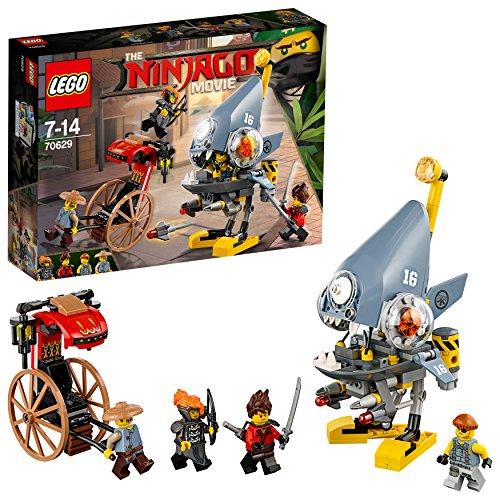 レゴ ニンジャゴー LEGO The Ninjago Movie 70629 Piranha Attackレゴ ニンジャゴー