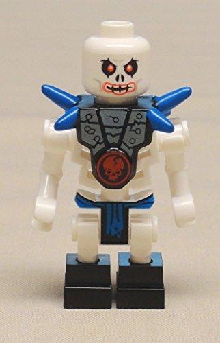 レゴ ニンジャゴー DEAL OF THE DAY!!! DO NOT MISS OUT!NEW Lego KRAZI NINJAGO Minifig BRAND NEW Skeleton ninja guy 2116レゴ ニンジャゴー