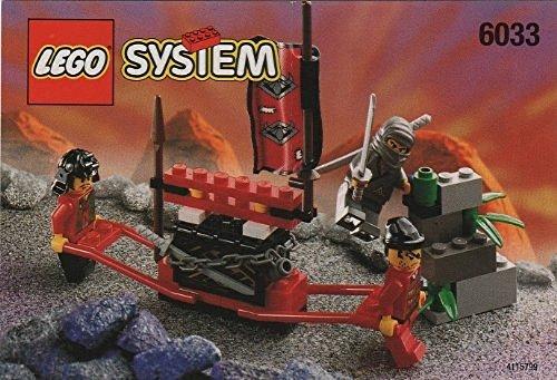 レゴ ニンジャゴー Lego Ninja Treasure Transport 6033レゴ ニンジャゴー