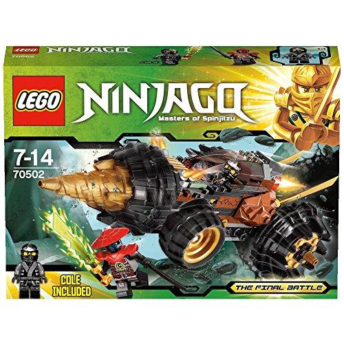 レゴ ニンジャゴー LEGO Ninjago 70502: Cole's Earth Drillerレゴ ニンジャゴー