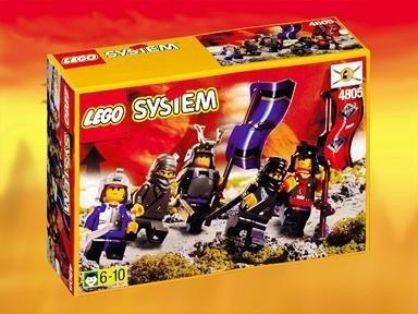 レゴ ニンジャゴー Lego Ninja Knights product no. 4805 by LEGOレゴ ニンジャゴー
