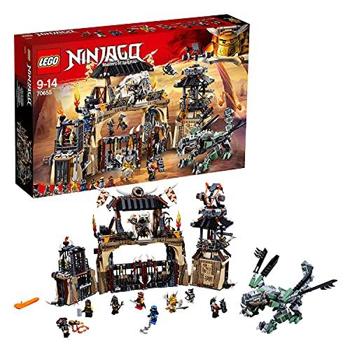 レゴ ニンジャゴー 【送料無料】LEGO Ninjago Dragon Pit Playset, Watchtower Jail & Viewing Gallery, Ninja Heroes Toys for Kidsレゴ ニンジャゴー