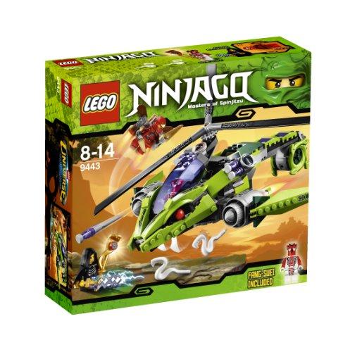 レゴ ニンジャゴー LEGO Ninjago 9443: Rattlecopterレゴ ニンジャゴー