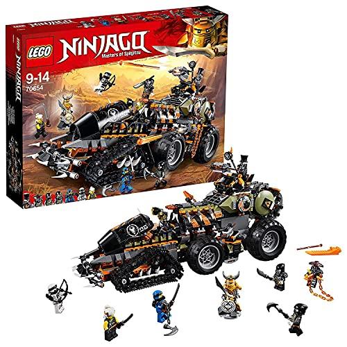 レゴ ニンジャゴー 【送料無料】LEGO Ninjago Dragon Hunters Dieselnaut Toy Tank, Ninja Warriors Vehicle Building Sets for Kidsレゴ ニンジャゴー