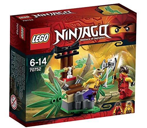 レゴ ニンジャゴー LEGO Japan Ninja Go Analogue Computer Jungle Trap 70752AF27レゴ ニンジャゴー