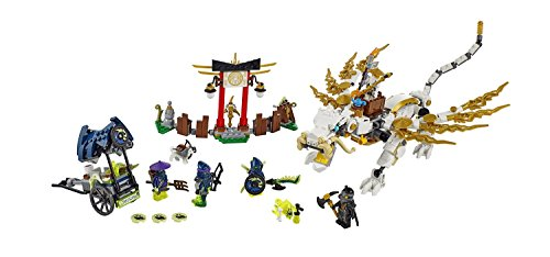 レゴ ニンジャゴー 【送料無料】LEGO Building Block Ninjago (575pcs) Master WU Dragon Toy for Kids Figures Toysレゴ ニンジャゴー