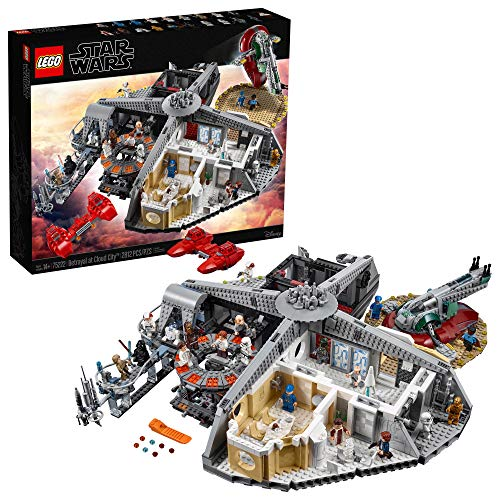 レゴ シティ LEGO Star Wars TM Betrayal at Cloud City 75222, New 2019 (2812 Pieces)レゴ シティ