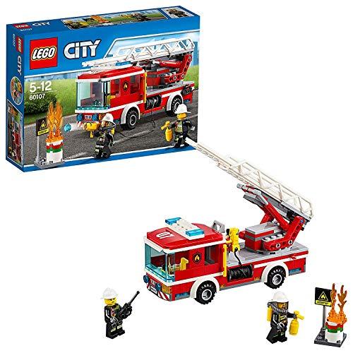 レゴ シティ Lego City Fire Ladder Truckレゴ シティ