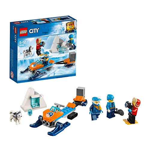 レゴ シティ 60191 LEGO City Arctic Expedition Arctic Exploration Teamレゴ シティ