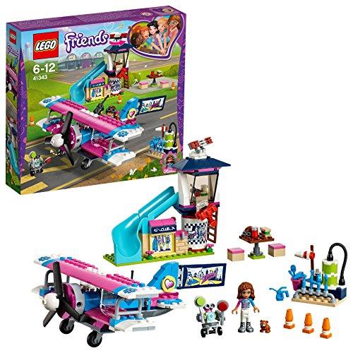 レゴ シティ 【送料無料】LEGO Friends Heartlake City Airplane Tour 41343レゴ シティ