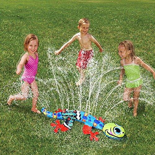 フロート プール 水遊び おもちゃ 96032 【送料無料】Banzai Goofy Gecko Sprinklerフロート プール 水遊び おもちゃ 96032