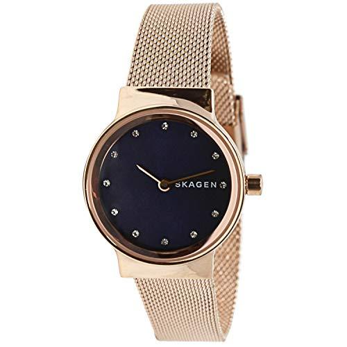 スカーゲン 腕時計 レディース Skagen Women's Freja Crystal Markers - SKW2740 Rose Gold One Sizeスカーゲン 腕時計 レディース