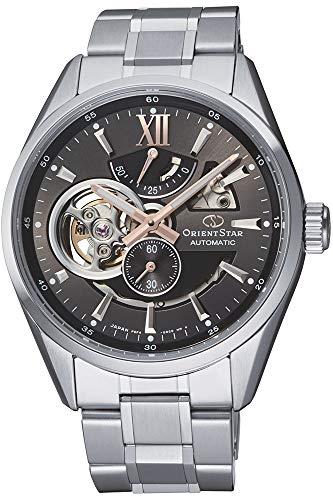 オリエント 腕時計 メンズ 【送料無料】Orient Mens Analogue Automatic Watch with Stainless Steel Strap RE-AV0004N00Bオリエント 腕時計 メンズ