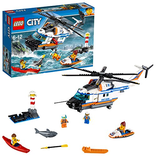 レゴ シティ 【送料無料】LEGO City Coast Guard - Heavy-Duty Rescue Helicopterレゴ シティ