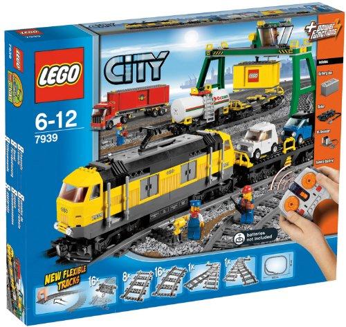レゴ シティ 【送料無料】LEGO City Cargo Train 7939 (Discontinued by manufacturer)レゴ シティ