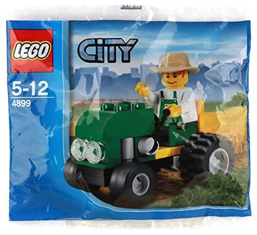レゴ シティ LEGO City: Tractor Set 4899 (Bagged)レゴ シティ