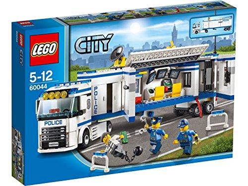 レゴ シティ 【送料無料】LEGO City Mobile Police Unit Control Room Truck with 3 Minifigures | 60044レゴ シティ