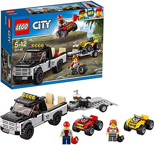 レゴ シティ LEGO City ATV Race Teamレゴ シティ