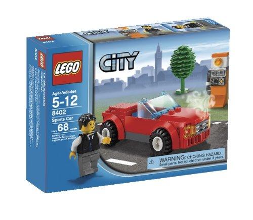 レゴ シティ LEGO City Sports Car (8402)レゴ シティ