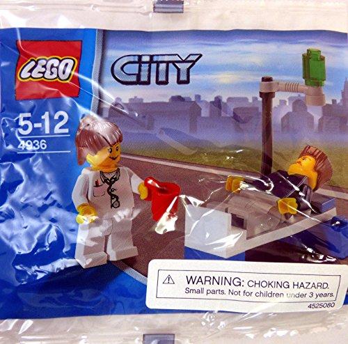 レゴ シティ 【送料無料】LEGO City Set #4936 Doctor and Patientレゴ シティ