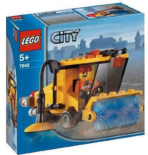 レゴ シティ LEGO City Set #7242 Street Sweeperレゴ シティ