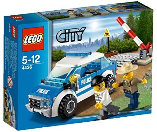 レゴ シティ 5Star-TD Lego?? City Patrol Car - 4436レゴ シティ