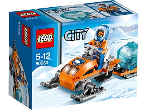 レゴ シティ LEGO (LEGO) City snowmobiles 60032レゴ シティ