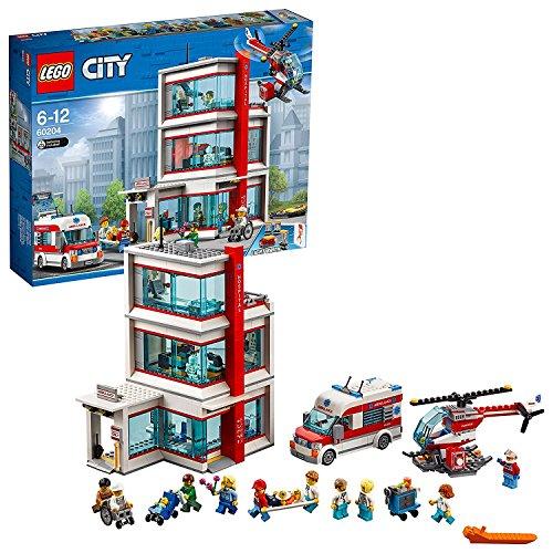 レゴ シティ LEGO City LEGO City Hospital 60204 Building Set (861 Piece)レゴ シティ