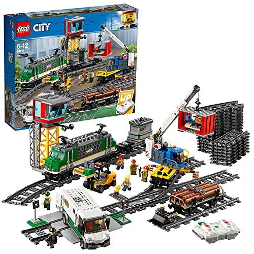 レゴ シティ 【送料無料】LEGO City Cargo Train 60198レゴ シティ